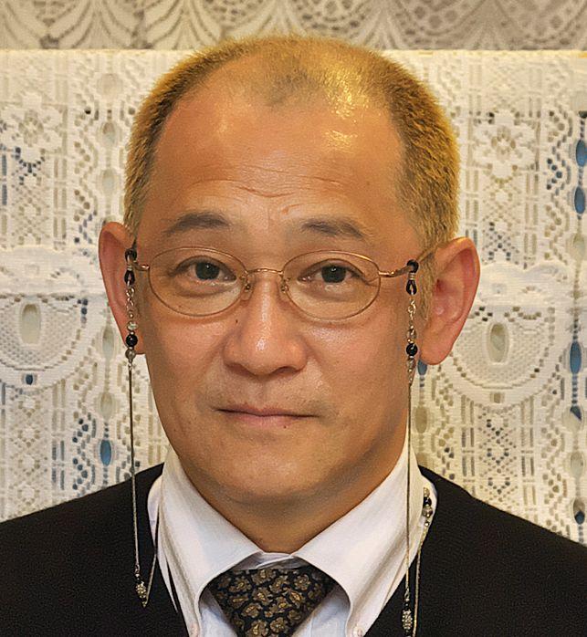 荻原鳳明 先生